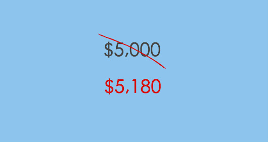Why Freelance Pros Take the Zeroes Out of Project Bids