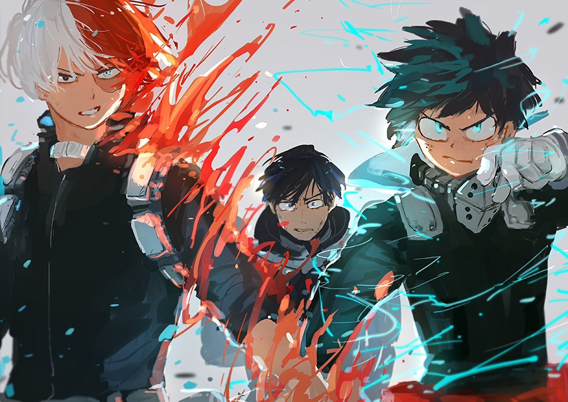 Boku No Hero Academia Wallpapers 82 Images