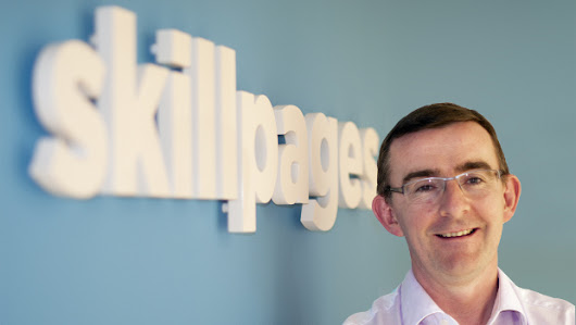 SkillPages CTO @Mike McCarthy talks data, NoSQL and scalability to TechCentral.ie