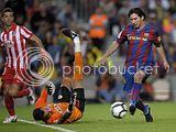 FC Barcelona vs Atletico Madrid Pics
