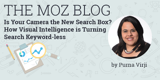 Is Your Camera the New Search Box? How Visual Intelligence is Turning Search Keyword-less