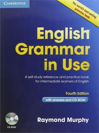 Resultado de imagem para Essential Grammar in Use - Raymond Murphy