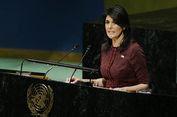 AS akan Tetap Pindahkan Kedutaan dari Tel Aviv ke Yerusalem
