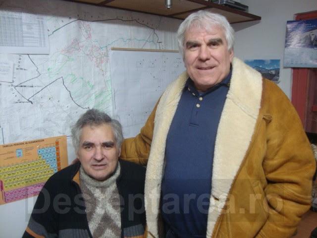 Fratii Bordeianu, Gheorghe si Petru