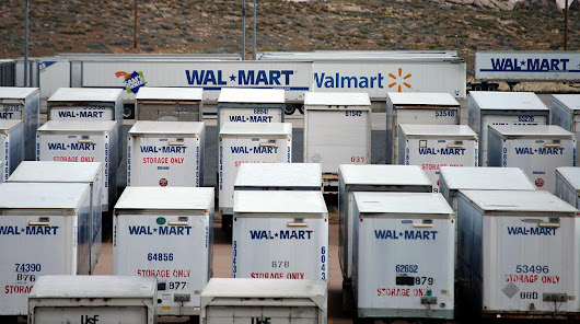 Wal-Mart Will Punish Its Suppliers for Delivering Early