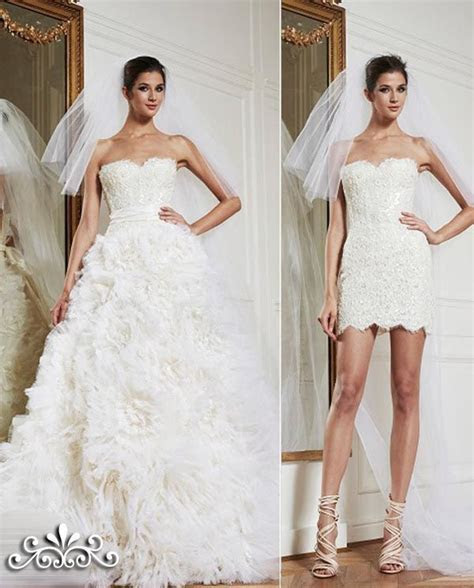 1000  ideas about Convertible Wedding Dresses on Pinterest