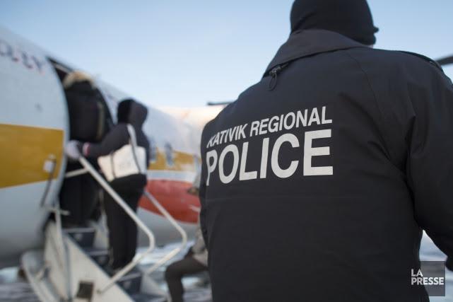 Le Corps de police régional Kativik vient de... (PHOTO OLIVIER PONTBRIAND, ARCHIVES LA PRESSE)