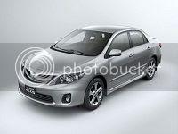 Toyota Altis Car