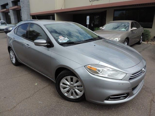 Used 2014 Dodge Dart AERO for Sale in Phoenix AZ 85027 101 Auto Outlet