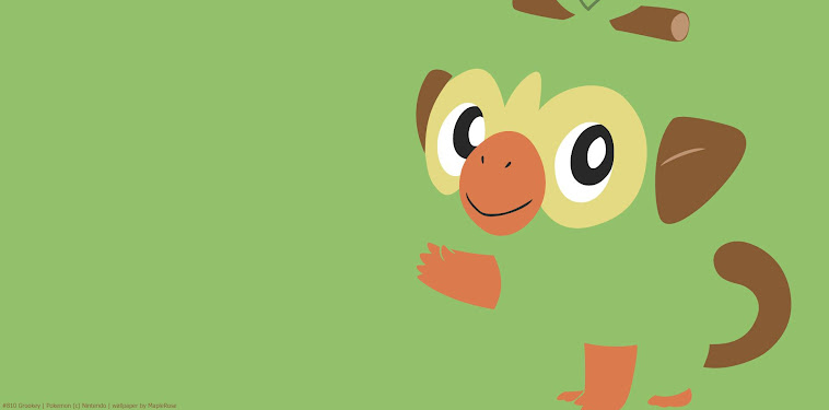 Grookey Wallpaper
