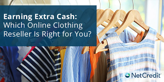 Earning Extra Cash From Online Clothing Resellers