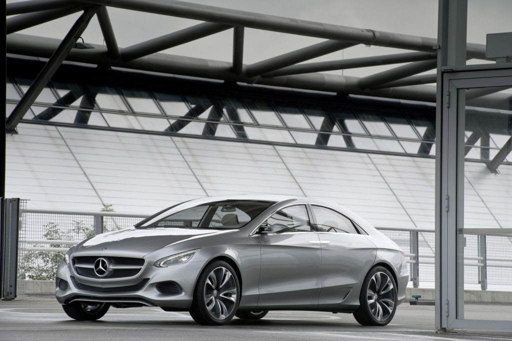 Mercedes Benz introduces Small SUV and Baby CLS for the ...