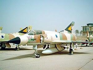 Mirage IIICJ in Israeli Air Force museum (13 v...