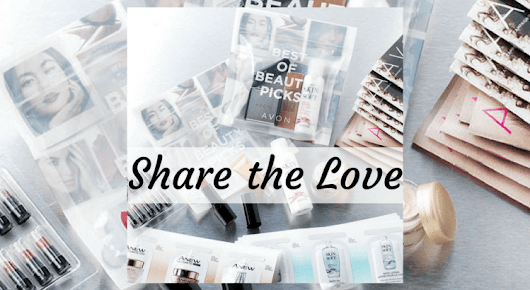 SELL AVON: SHARE THE LOVE INCENTIVE TIPS