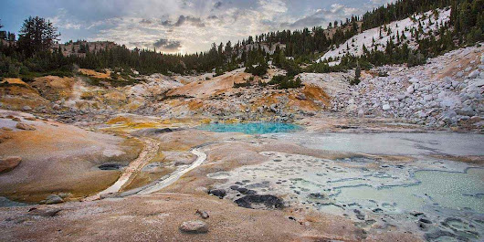 Why You Should Visit Lassen Volcanic Park (Instead of Yosemite) | St. Bernard Lodge blog