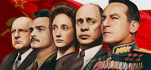 Darf man über tote Diktatoren lachen? - Kinoreview The Death of Stalin