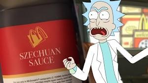 McDonalds' and the hype for Szechuan Sauce