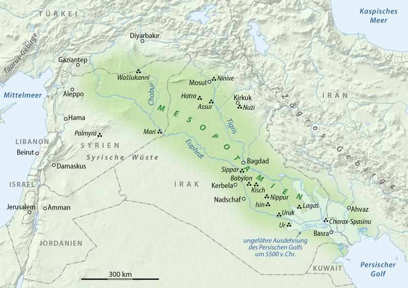 File:Karte Mesopotamien.png