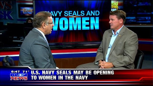 Retired U.S. Navy SEAL Lt. Cdr. 'Iron' Ed Hiner - Women in SEALs Training