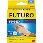 Futuro Energizing Mild Support Glove, Small-Medium, Beige