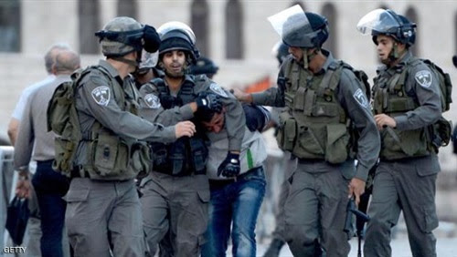 polisi zionis israel