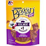 Beggin Beggin' Littles Dog Treats, Original with Bacon - 3 oz