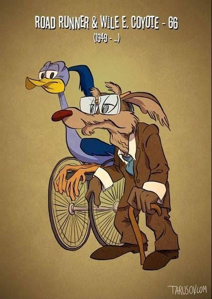 perierga.gr - Αγαπημένοι ήρωες κόμικ σε μεγάλη ηλικία!