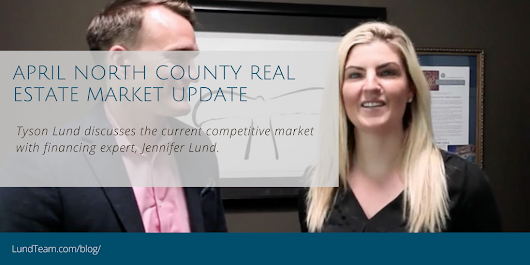 April Real Estate Market Update - Financing
