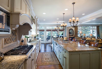 Make or Break the Aesthetic Appeal of Your Kitchen with New Kitchen Countertops | The Granite Guy | Granite Countertop in Columbus / Worthington Ohio