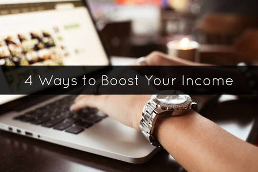 4 Ways to Earn More Money and Boost Your Income - Solari Financial - Planning For Young Professionals