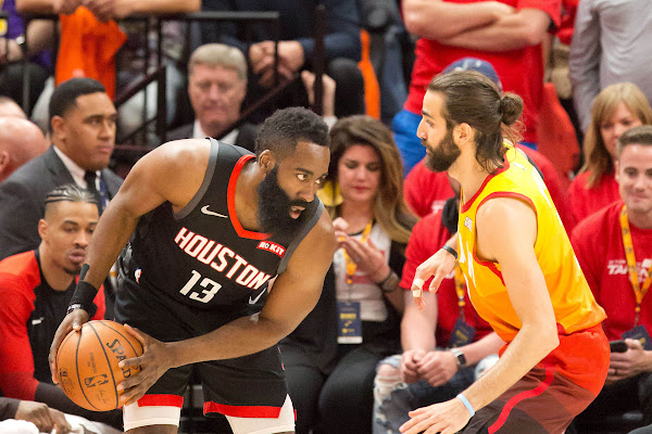 11a02d9c9c03 James Harden Gave the Jazz a Perfect Opportunity. Utah Squandered It.