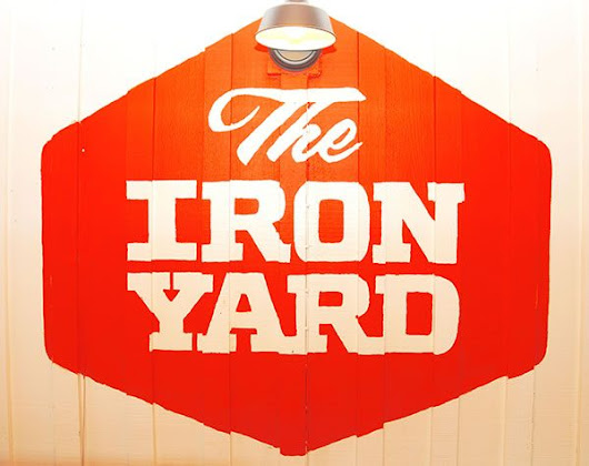 What we'll need to do when The Iron Yard closes its doors