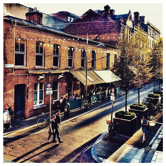 Fade Street Dublin - a brief introduction into history of this iconic street