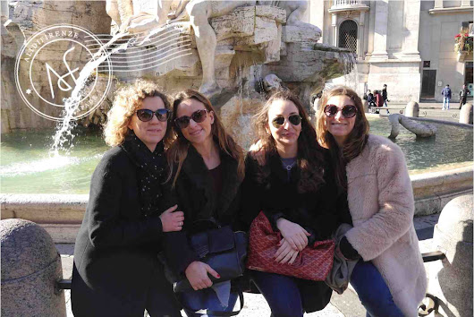 Un weekend à Rome entre filles par Alidifirenze