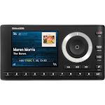 SiriusXM - Onyx Plus Satellite Radio Receiver with PowerConnect Vehicle Kit - Black