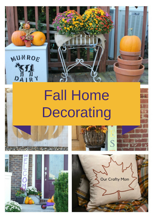 5 Easy Ways To Transition Your Home From Summer To Fall