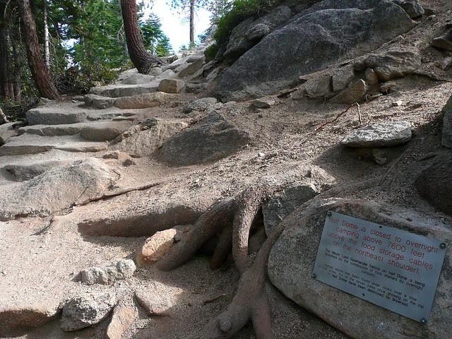 P1180446 Half Dome Trail