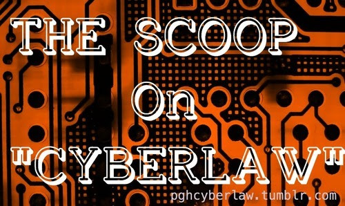 "The Scoop on ""Cyberlaw"""