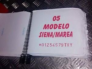 Suspeitos tinham 'manual' de adulteração de chassis, diz polícia (Foto: Divulgação/PM)