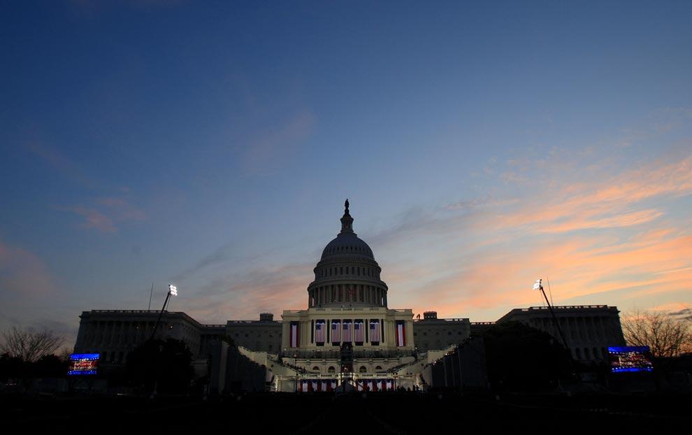 The Inauguration Of President Barack Obama Photos The Big