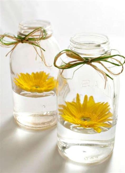 15 Ways to Use Mason Jars   Jars, Blossoms and Flower