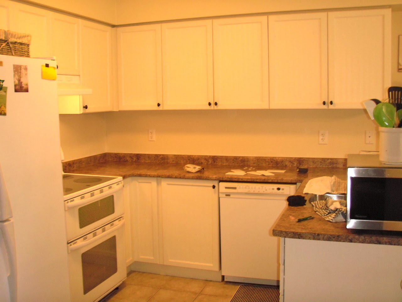 Lighting for Small Kitchen