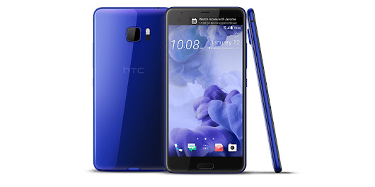 HTC launches new all-glass phone with two screens and no audio jack