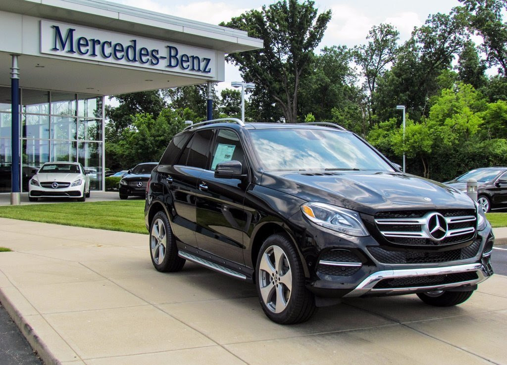 Stock#: W16860 New 2017 Mercedes-Benz GLE GLE 350 in West ...