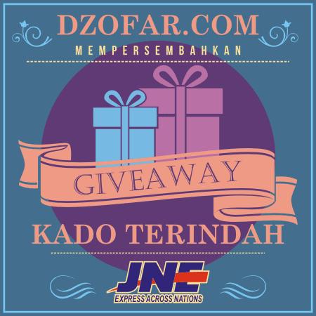 Giveaway Kado Terindah