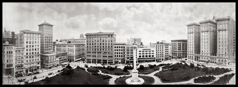 Union Square c1915