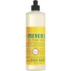 Mrs. Meyer's Clean Day Liquid Dish Soap, Honeysuckle - 16 fl oz bottle
