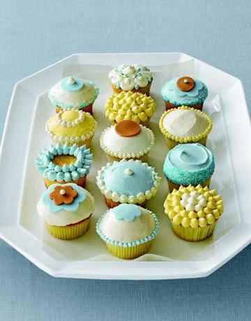 cupcake decorating ideas | Tumblr