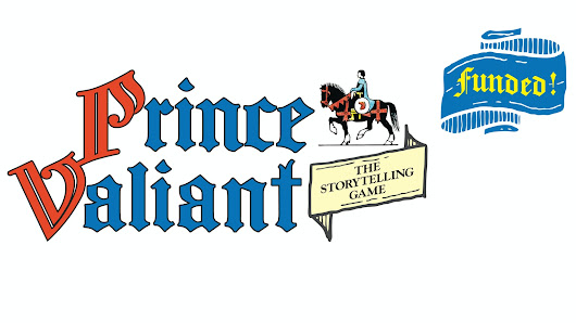 Prince Valiant® Storytelling Game by Greg Stafford