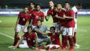 Indosport - Timnas Indonesia saat melawan Guyana.
